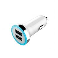 Зарядка автомобильная на 2 USB