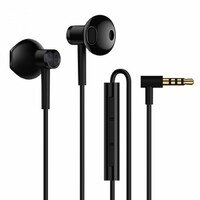Наушники Xiaomi Dual-Unit Half-Ear Black