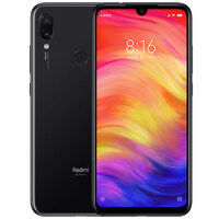 Xiaomi Redmi Note 7 3/32GB Black(Черный) Global Version